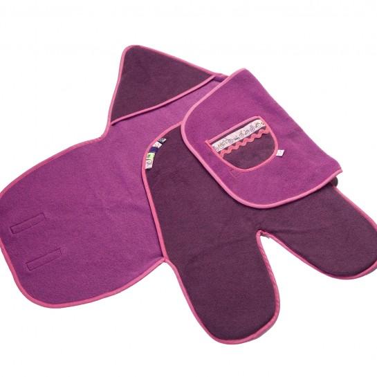 Pim-Pam rosa y lila