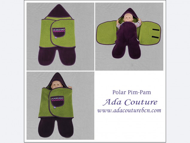 Pim-Pam estrellas Algodón Ecológico