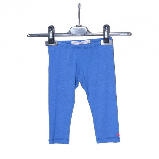 Leggings 3/4 azul